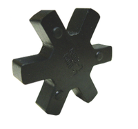 L095 Series L-Jaw Rubber Spider Insert