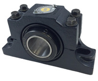 "1-3/16"" E1000 Heavy Duty Split Two Bolt Pillow Block Bearing"