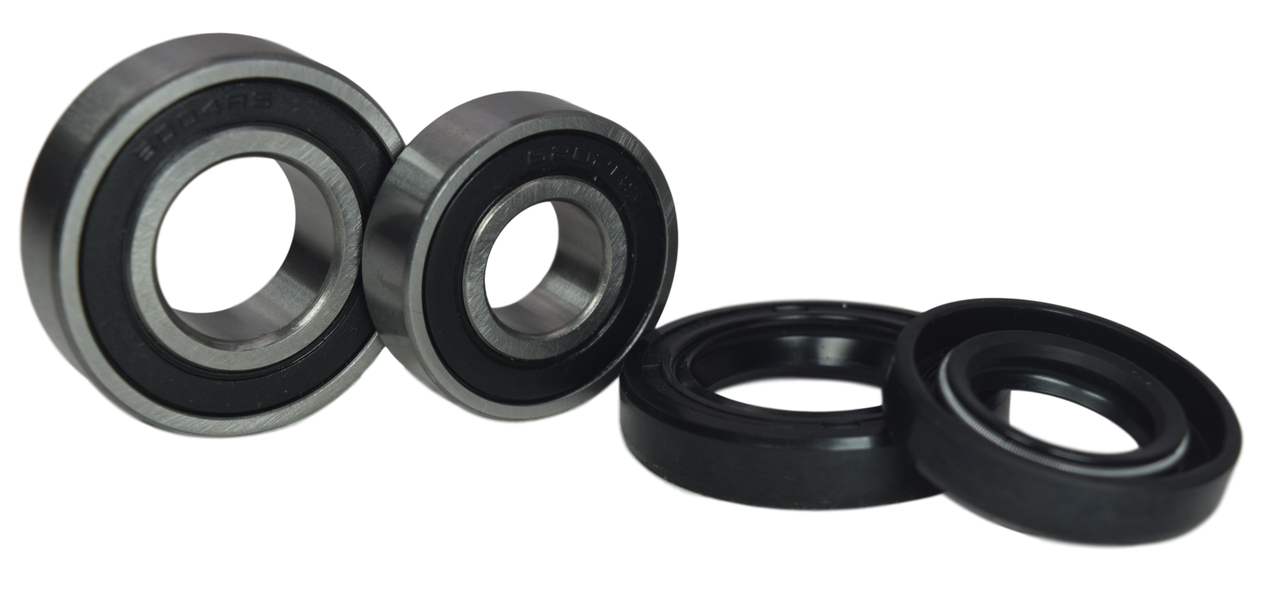 Yamaha YFM125 Raptor ATV Front Wheel Bearing Kit 2011-2013 Image