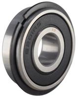 6201-2RSNR Radial Ball Bearing with Snap Ring 12X32X10