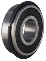 6202-2RSNR Radial Ball Bearing with Snap Ring 15X35X11
