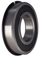 6208-2RSNR Radial Ball Bearing with Snap Ring 40X80X18
