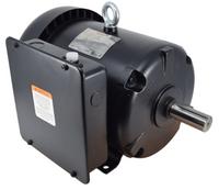 5 HP Farm Duty 1740 RPM 230/460 Volt AC Electric Motor
