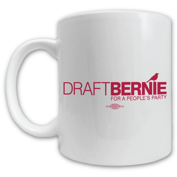 Draft Bernie Official Logo (11 oz. Mug)