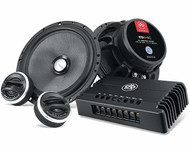 "DB Drive ES9 6C - Two way 6.5"" Car Audio Component Speaker Set."