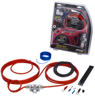 Stinger SK4281 - 8AWG Car Audio Cable Kit.