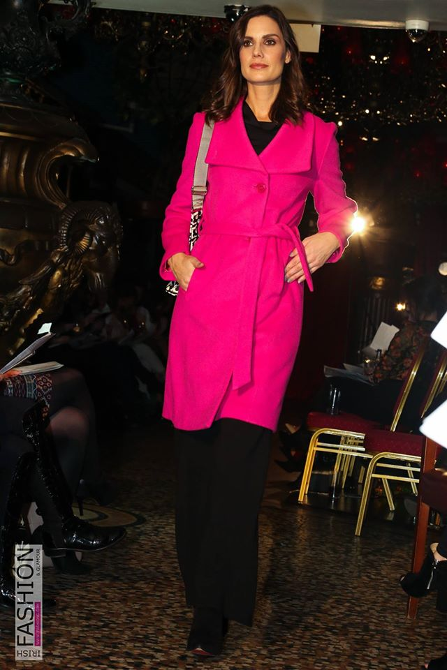 Fee G Pink Winter Coat