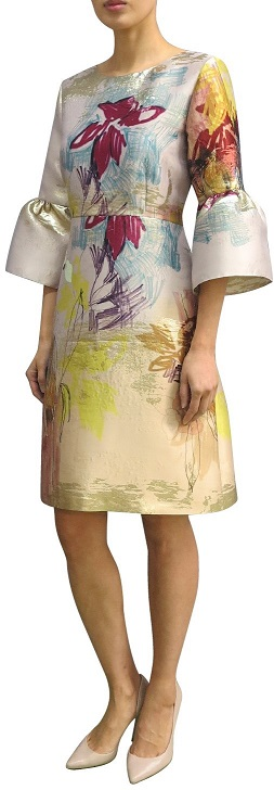 Fee G Abstract Dress