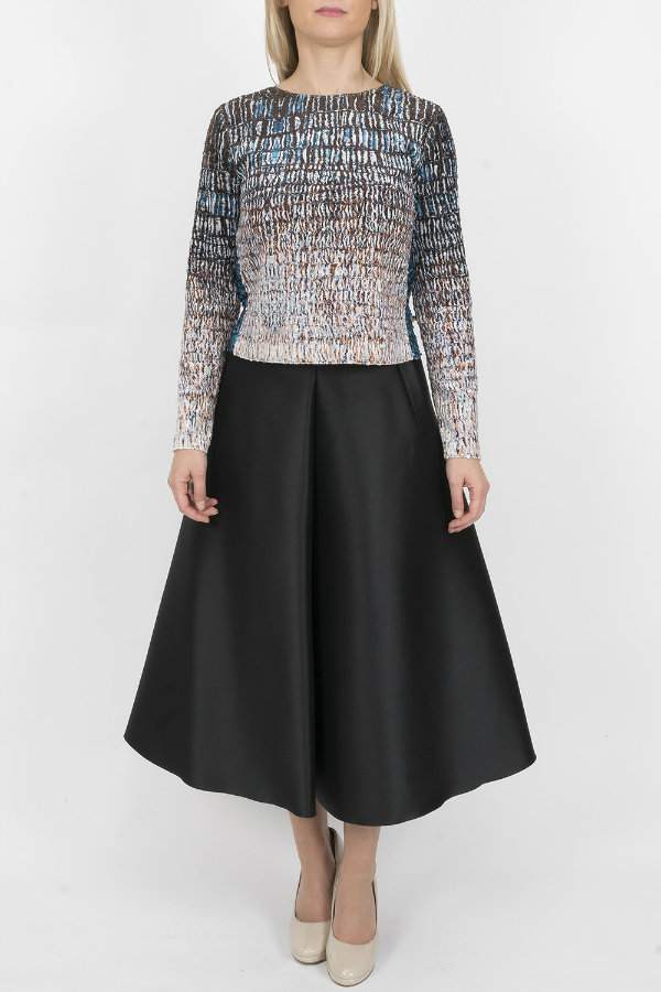 Caroline Kilkenny Ava Skirt Black