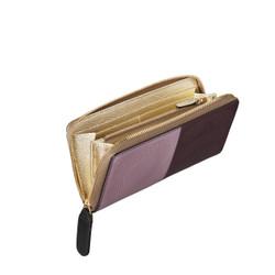 Orla Kiely Big Zip Wallet Internal View
