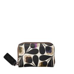 Orla Kiely Small Zip Wallet Multi