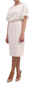 Fee G Cream Dress
