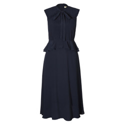 Orla Kiely Lou Lou Dress Navy