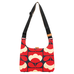 Orla Kiely Mini Sling Bag Red