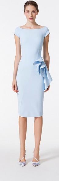 Chiara Boni Lilas Dress