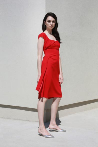 Caroline Kilkenny Lily Rouge Dress
