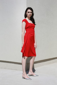 Caroline Kilkenny Lily Rouge Dress