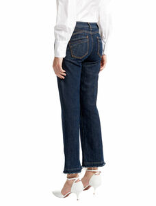 Sportmax Code Midnight Bermuda Jeans