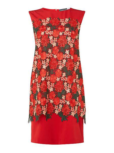 Sportmax Code Red Nebbie Dress