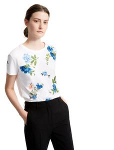 Sportmax Code White Macro T-Shirt