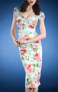 Stop Staring Flora Dress