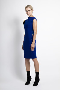 Caroline Kilkenny Blue Charlotte Dress