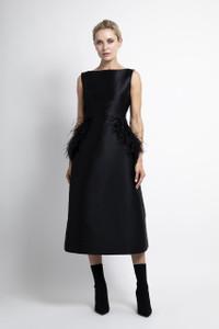 Caroline Kilkenny Black Dee Dress
