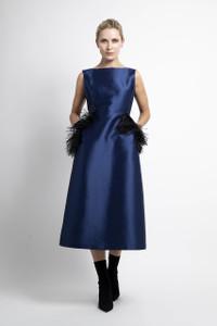 Caroline Kilkenny Midnight Dee Dress
