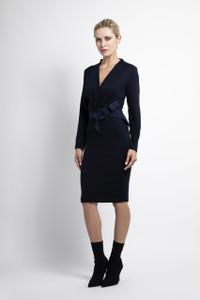 Caroline Kilkenny Navy Jules Dress