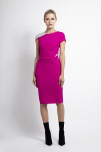 Caroline Kilkenny Pink Mai Dress
