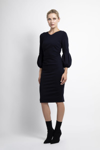 Stella Navy Dress