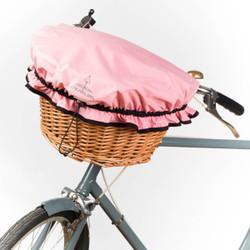 Dorothy Basket Cover, Pink.