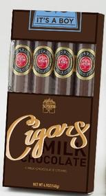 It's a Boy Cigar Box - 4 pc. gift box