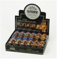 ".5 oz ""Nutcracker"" on display"