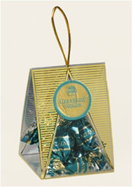 "2 oz Mik Chocolate Hazelnut ""Truffle Ornament"""
