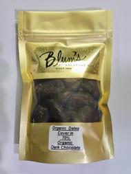 Blum's Organic 70% Dark Chocolate Covered Dates