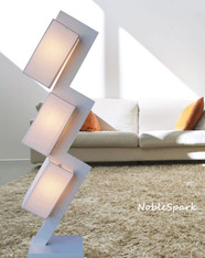 FLOOR LAMP ZK001L CONTEMPORARY MODERN HOME DECOR LIGHTING FIXTURES STYLISH ELEGANT DESIGN