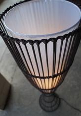 FLOOR LAMP TKU002L CONTEMPORARY MODERN HOME DECOR LIGHTING FIXTURES STYLISH ELEGANT DESIGN