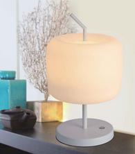 Modern White LED Table Lamp TC1030