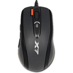 A4Tech XL-750BK 3x Fire Laser Gaming Mouse (Black)