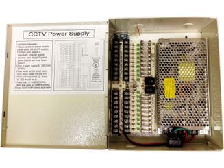 A-XPOWERBOX 12V CCTV Power Supply for Surveillance Cameras