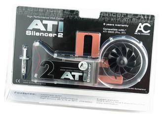 Arctic Cooling ATI Silent 2 VGA Cooler