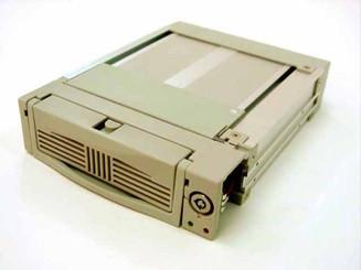 ATN-898SATA Aluminum Serial ATA Mobile Rack, Beige