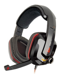 Azio GH808 Levetron USB Gaming Headset w/ Microphone