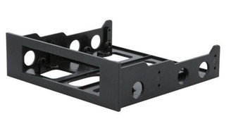 BYTECC Bracket-525 5.25in Bay Mounting Kit for 3.5in Devices