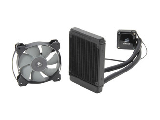 Corsair CW-9060007-WW Hydro Series H60 Water Cooling CPU Cooler