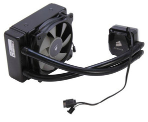 Corsair CW-9060008-WW Hydro H80i Liquid CPU Cooler S115 1156 1366 2011 AM2 AM3