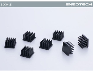 Enzotech BCC9-LE Low Profile Copper BGA Heatsinks (8 Pcs)