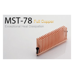 Enzotech MST-78 Full Copper MOSFET Cooler