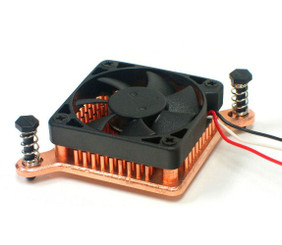 Enzotech SLF-40mm Low Profile Pure Copper Northbridge Cooler